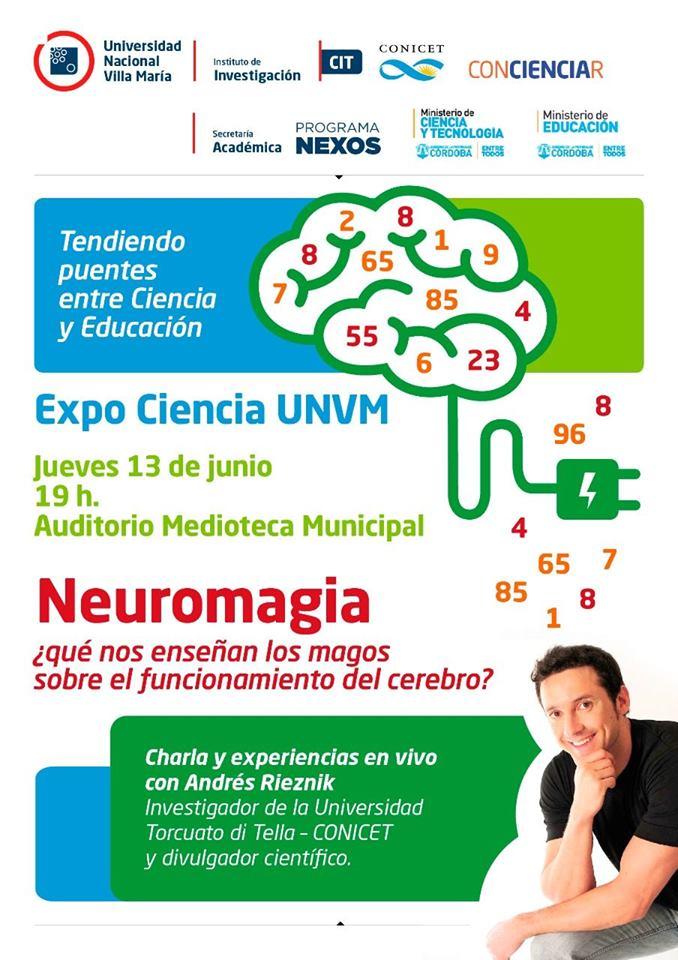 Expo Ciencia UNVM