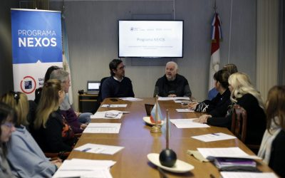 Programa NEXOS: se conformó Consejo Asesor  Educativo con escuelas secundarias