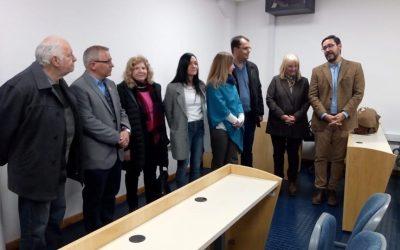 UNVM recibió a Secretarías Académicas de universidades públicas de la región Centro